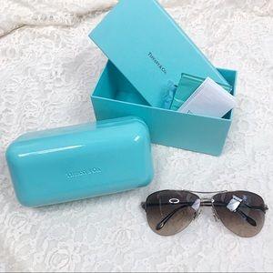 Tiffany & Co. Heart Sunglasses Case Box Certifcate